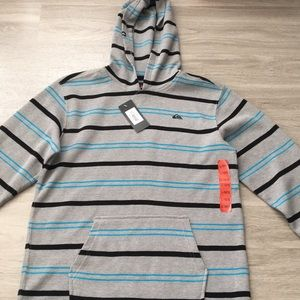 NWT Quiksilver Hooded Thermal